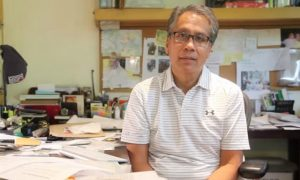 Mar Roxas files COC for senator