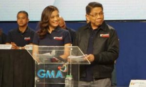 Mike Enriquez is back on GMA after medical leave