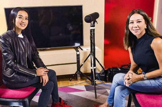 WATCH: What you might have missed in Korina Sanchez and Mocha Uson's one-on-one interview