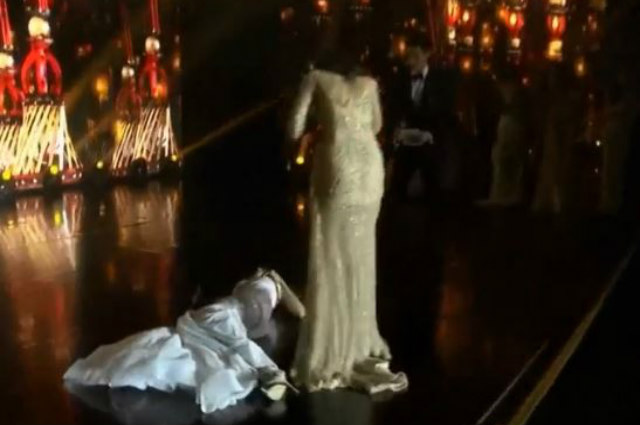 WATCH: Miss Grand International 2018 collapses after being announced as winner