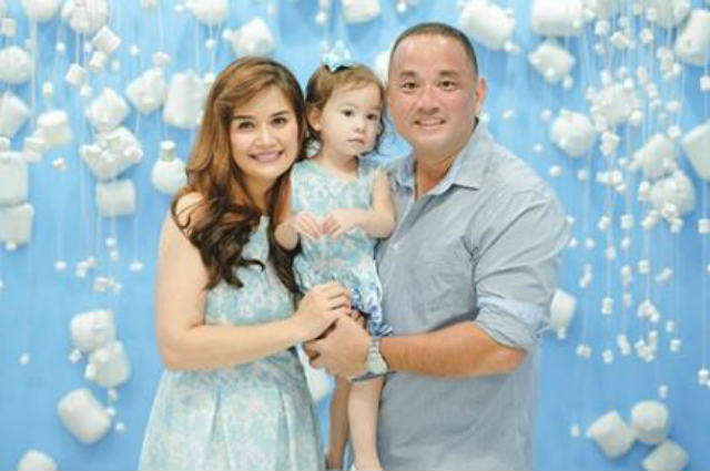 Nadine Samonte is pregnant with baby number 2