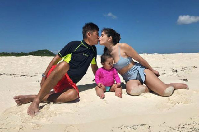 Pauleen Luna posts sweet kissing photo with Vic Sotto