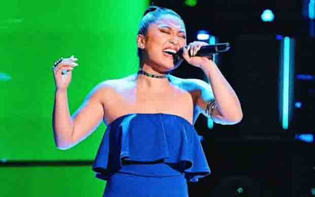 WATCH:  Pinay college student impresses 'The Voice' US judges