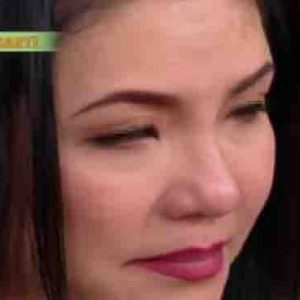 WATCH:  Regine Velasquez gives an emotional farewell to the Kapuso Network
