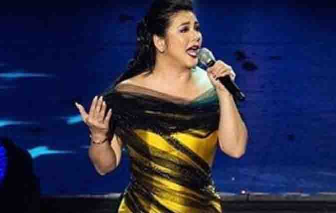 "Regine Velasquez while entering ABS-CBN premises: ""di na ako illegal pards!"""