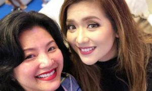 "Angeline Quinto thanks Regine Velasquez for inspiring her amid ""threatened"" issue"