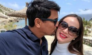 Richard Gomez still swoons over wife Lucy Torres after 20 years of marriage