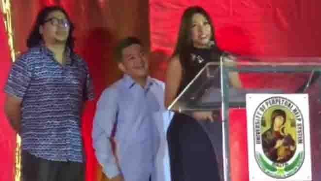 WATCH:  Rufa Mae Quinto gives a hilarious acceptance speech