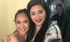 WATCH: Sarah Geronimo welcomes Regine Velasquez with a warm hug