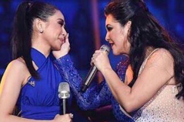 "Regine Velasquez on ASAP duet with Sarah Geronimo: ""I'm sure mangyayari din yan"""