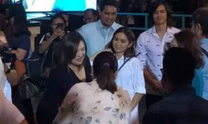 Kathryn Bernardo, Sharon Cuneta present at Richard Gomez's SOCA