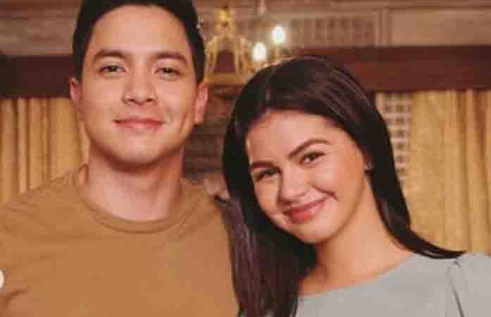 """Janine Gutierrez posts sweet """"Goodbye"""" letter to Alden Richards and to 'Victor Magtanggol' team"""