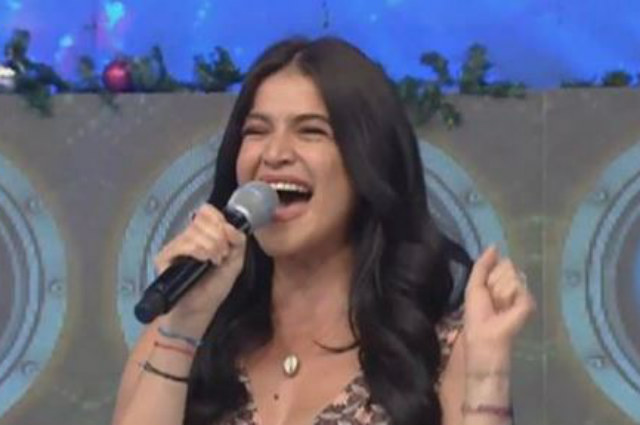 "Anne Curtis is back on ""It's Showtime"" after month-long honeymoon trip in Africa"