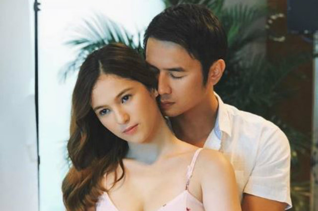 JM De Guzman breaks silence after allegedly being spotted with Barbie Imperial kissing in his car
