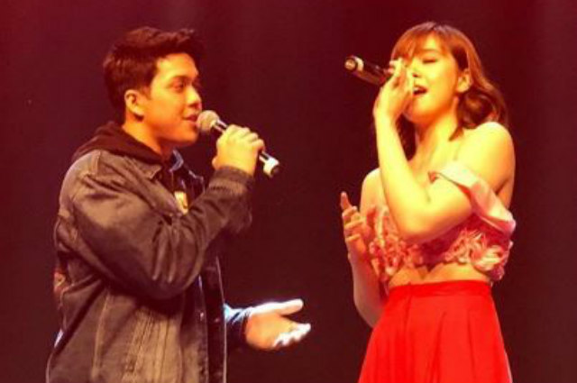 WATCH: Janella Salvador and Elmo Magalona perform in Canada concert together