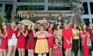 "WATCH: GMA's ""Ipadama Ang #PusoNgPasko"" Christmas station ID"