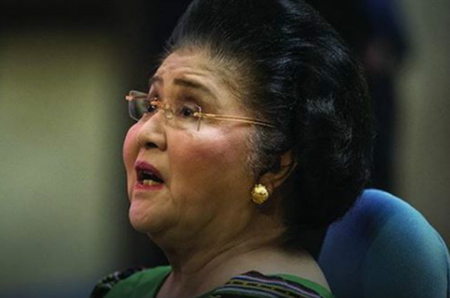 Imelda Marcos faces arrest after being found guilty of graft