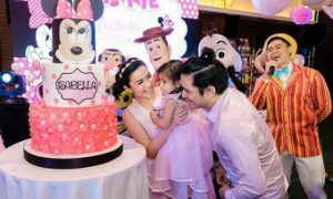 LOOK: Baby Isabella Padilla celebrates her 2nd birthday