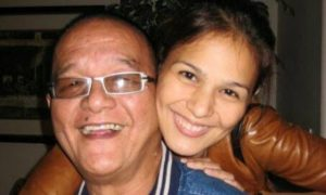 Iza Calzado gets sentimental over late dad Lito Calzado's absence on her wedding day