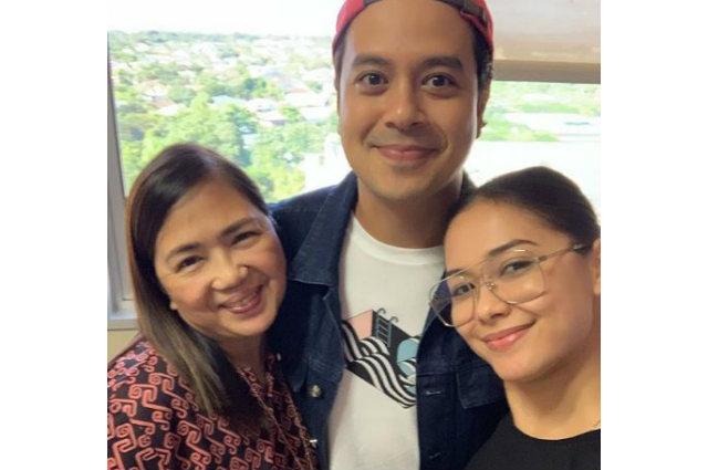 LOOK: John Lloyd Cruz reunites with Maja Salvador