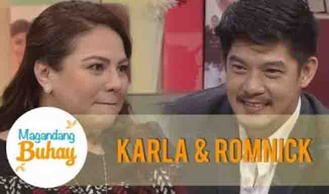 Karla Estrada admits past relationship with Romnick Sarmenta
