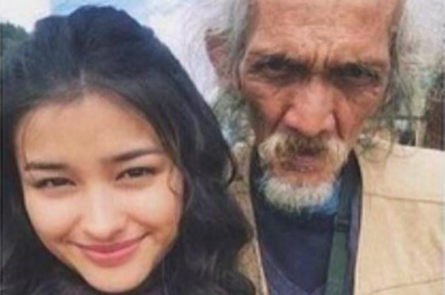 """Liza Soberano and Enrique Gil mourn passing of Nonong """"Bangky"""" de Andres"""