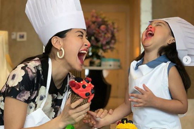 Marian Rivera shares details on how they will celebrate Zia's 3rd birthday