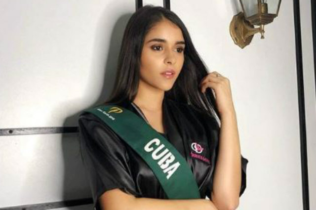 Miss Cuba claims no sexual harassment took place during Miss Earth pageant