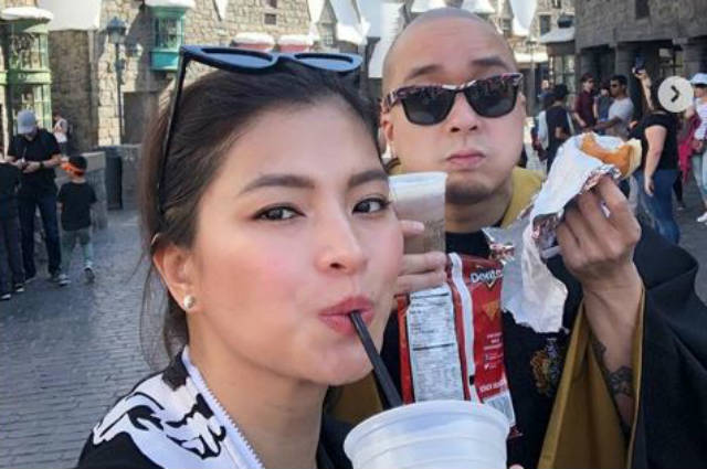 "Neil Arce gushes over Angel Locsin: ""Look how beautiful my girlfriend is"""