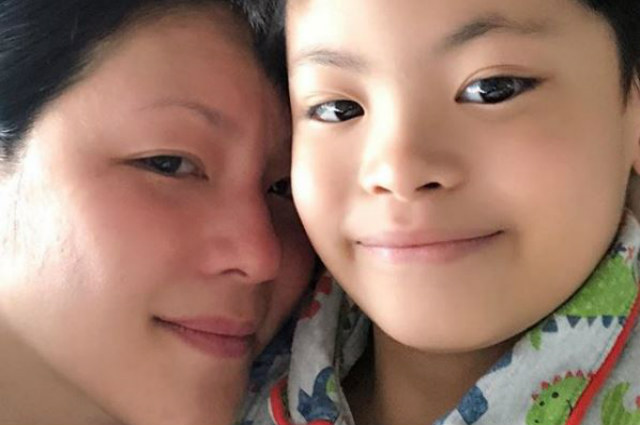 "Regine Velasquez gets emotional over Nate's promise: ""I will love you forever"""