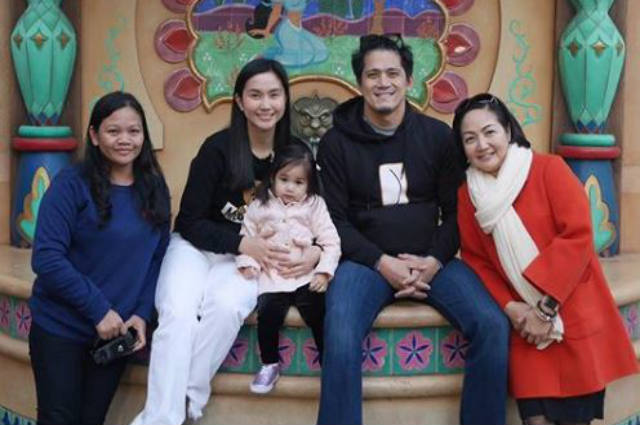 Robin Padilla flies to Japan to grant baby Isabella's 'special request'