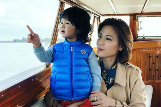 "Toni Gonzaga on being a mom to Seve: ""As long as he's comfortable, that for me is comfort"""