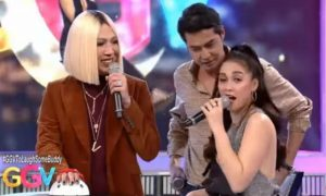 WATCH: Lie detector device reveals Vice Ganda is 'in love' with Calvin Abueva