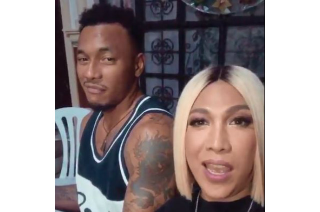 WATCH: Vice Ganda and Calvin Abueva share videos of their bonding moment together