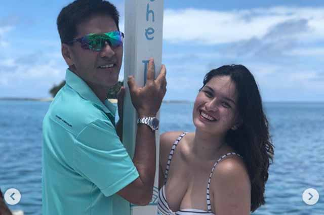 Pauleen Luna and Vic Sotto celebrate 7th anniversary as a couple
