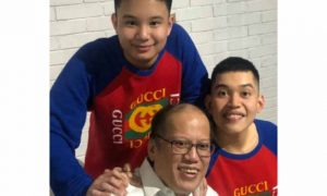 Kris Aquino commends two sons for attending events while she rests due to health concerns