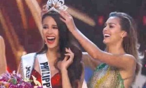 Philippines Catriona Gray is Miss Universe