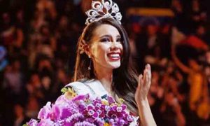 "Miss Universe 2018 Catriona Gray to Filipinos: ""I'm so happy to give you the best Christmas gift ever"""