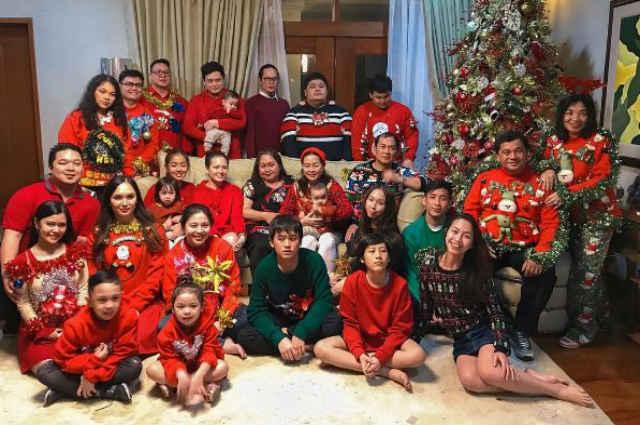 John Lloyd Cruz's absence in Ellen Adarna's Christmas family photo sparks speculations online