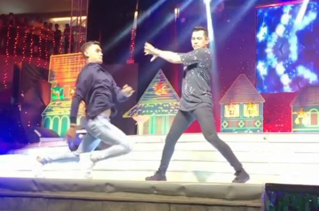 WATCH: Gary and Gab Valenciano in their astounding dance performance
