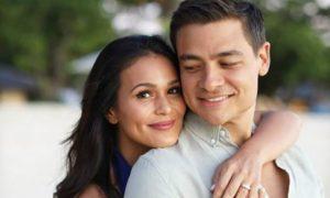 LOOK: Iza Calzado and Ben Wintle's wedding invitation and entourage
