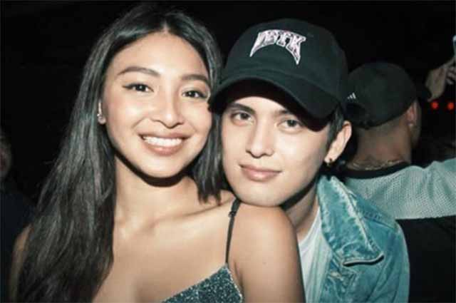 James Reid defends Nadine Lustre from bashers insulting her as an artist