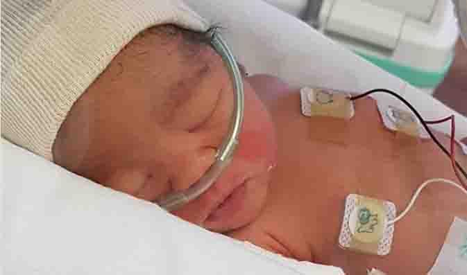 Bagong apo ni Janice De Belen na si Baby Ariella nasa mabuti ng kalagayan