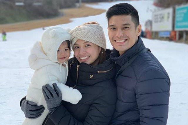 LOOK: JC De Vera brings family to South Korea