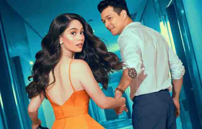 """Movie Review:  'The Girl in the Orange Dress"""" – Jericho Rosales and Jessy Mendiola"""