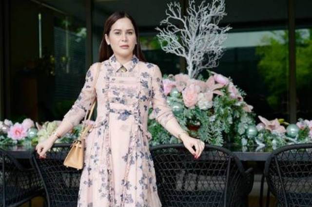 LOOK: Jinkee Pacquiao shows a glimpse of their home in Makati