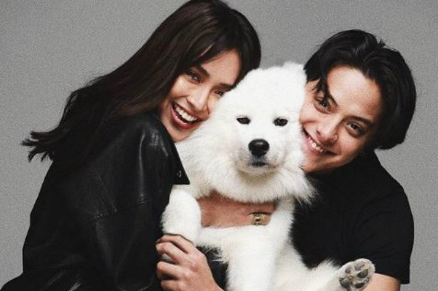 Kathryn Bernardo posts family photo with Daniel Padilla and their adorable 'baby'