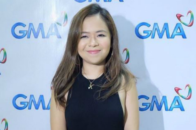 Kiray Celis is now a certified Kapuso