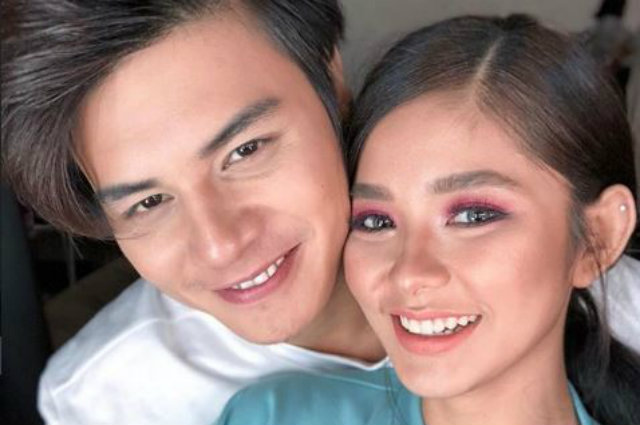 Ronnie Alonte admits relationship with Loisa Andalio