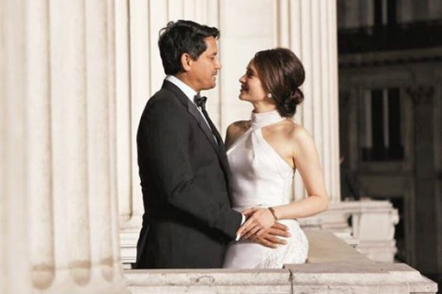 "Richard Gomez on why he married Lucy Torres: ""So that you won't get lost anymore"""